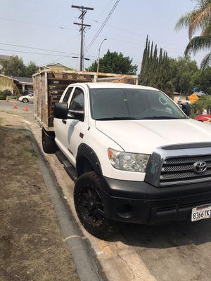 2013 tundra flatbed for Sale in Escondido, CA