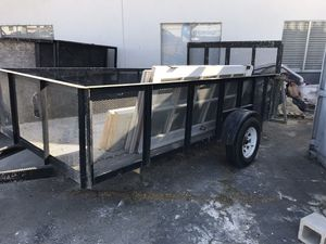 Utility Trailer (Long) for Sale in Upland, CA