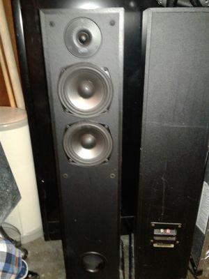 Polk audio tower speakers for Sale in Santa Cruz, CA