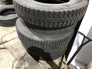 10r truck tires for Sale in Wyalusing, PA