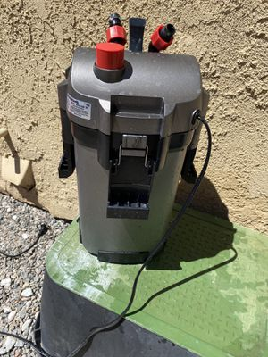 Marineland canister filter for Sale in Palm Springs, CA