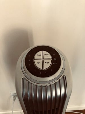Tower fan good condition for Sale in Jersey City, NJ