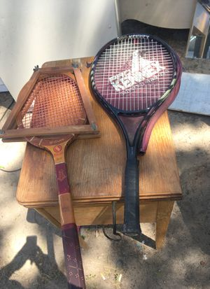 Tennis rackets all in great condition for Sale in Del Rey, CA
