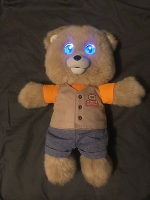 Teddy Ruxpin 2017 bluetooth smart toy. for Sale in Kenmore, WA