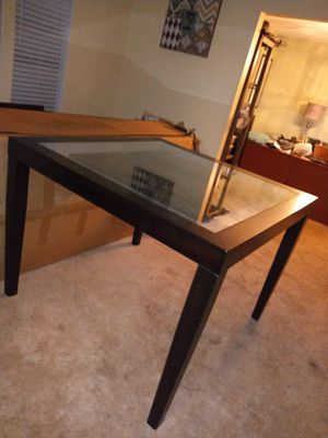 Counter height dining table, no chairs for Sale in San Antonio, TX