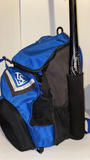 Louisville Slugger baseball ⚾️ backpack 🎒 very nice for Sale in Dublin, OH