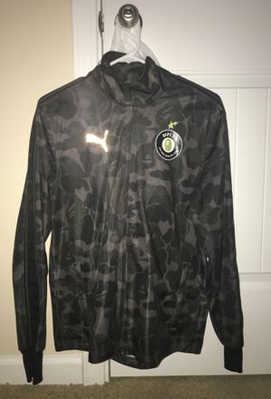 Puma x Bape Collab Track Jacket Size Small for Sale in College Park, GA
