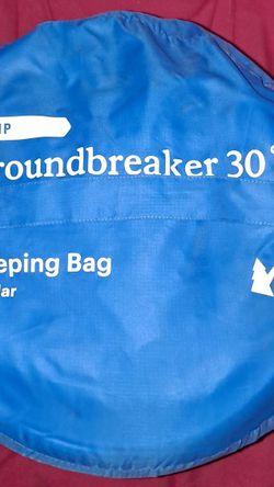 REI Groundbreaker 30° Sleeping BAG for Sale in Seattle,  WA