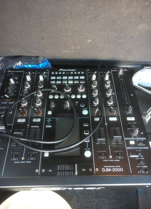 Dj equipment for Sale in Chula Vista, CA