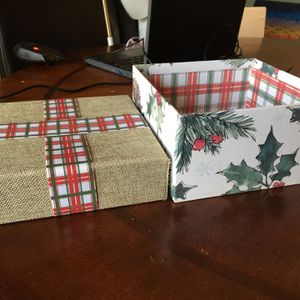 Christmas 🎄 Gift 🎁 Box 📦 for Sale in Potomac, MD