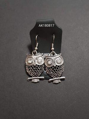 Owl Earrings for Sale in Marietta, GA
