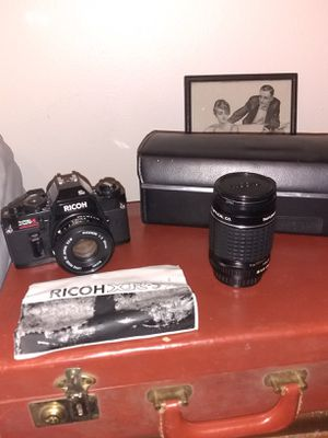 Camera zoom lens and case for Sale in Fort Worth, TX