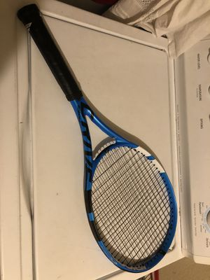 Babolat pure drive team tennis racket for Sale in Fort Worth, TX