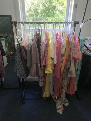 Adjustable Clothes Rack for Sale in East Brunswick, NJ