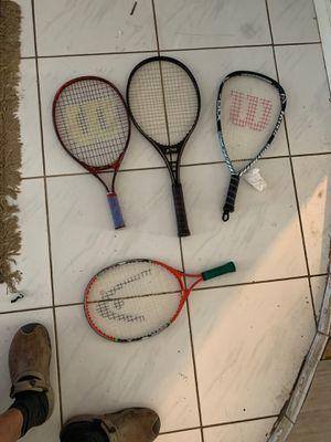 Tennis rackets for Sale in Davie, FL