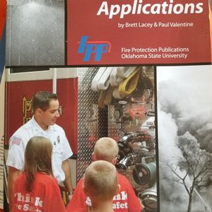 Fire Prevention Applications (Paperback) for Sale in Napa, CA