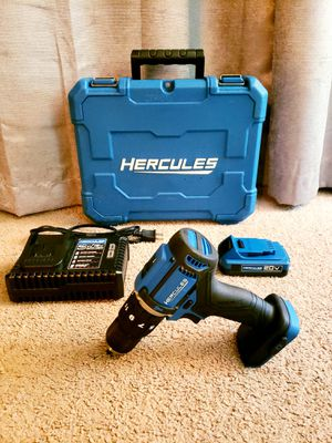Hercules hammer drill/driver kit *brand new* 100 OBO for Sale in Haverhill, MA