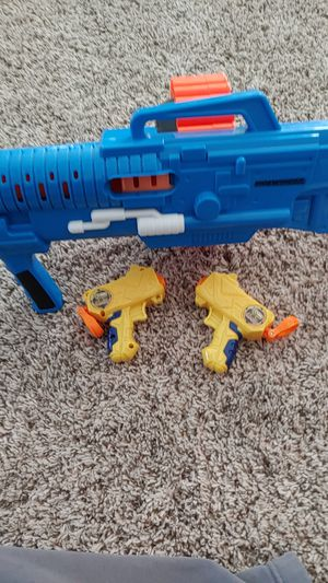 Nerf guns, all for $10 for Sale in Stockton, CA