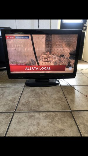 32'Plasma Tv (Sharp) for Sale in Los Angeles, CA