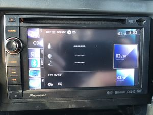 """Pioneer AVIC-X940BT In-Dash Navigation AV Receiver with 6.1"""" WVGA Touchscreen and Built-In Bluetooth for Sale in Lynnwood, WA"""