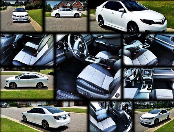 2012 Toyota Camry Price $12OO