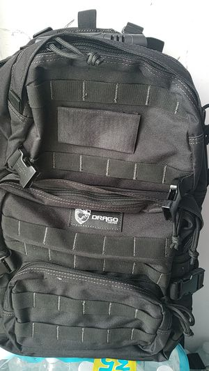 Drago military backpack. Never used. NEED TO SELL ASAP!! ACCEPTING OFFERS!! for Sale in Hollywood, FL