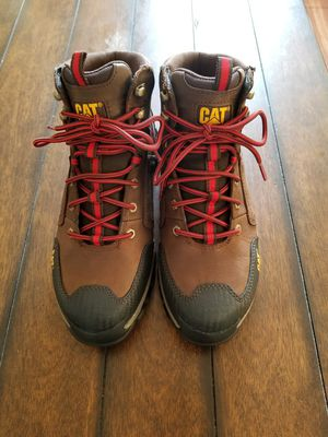 CAT CATERPILLAR WORK BOOTS for Sale in Chicago, IL
