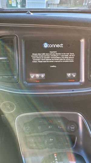 Dodge charger Challenger 8.4 radio for Sale in Pompano Beach, FL