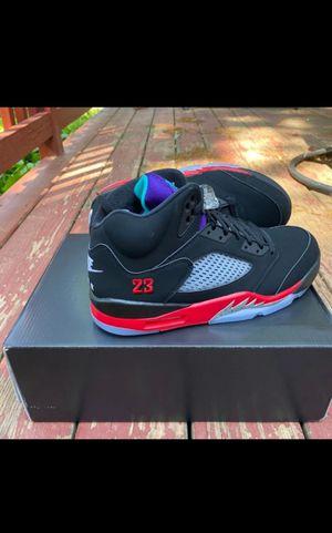 Jordan 5 retro top 3 for Sale in Austin, TX
