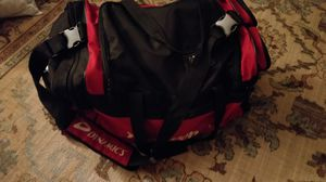 Full bag of taekwondo uniform for about 10 years old kid for Sale in Sterling, VA
