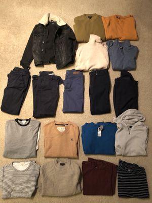 Club Monaco, Bonobos, Jack Wills, Patagonia sweater tees pants etc for Sale in San Francisco, CA