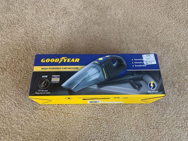 HIGH Powered Car Vacuum.