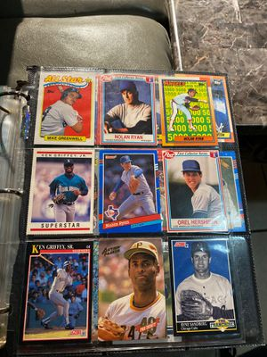 Baseball card for Sale in Houston, TX