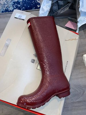 Brand new Hunter Rainboots for sale SIZE 9 for Sale in Philadelphia, PA