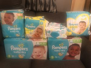 Pampers Bundle for Sale in Warwick, PA