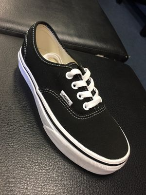 New with tags authentic Black And White Vans All Sizes Available @caliwearsd store for Sale in San Diego, CA