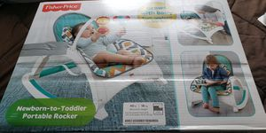Fisher price newborn to toddler seat for Sale in Brooklyn, NY
