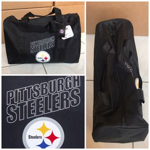 New! Pittsburgh Steelers Gym Duffle Bag for Sale in Miami Gardens, FL