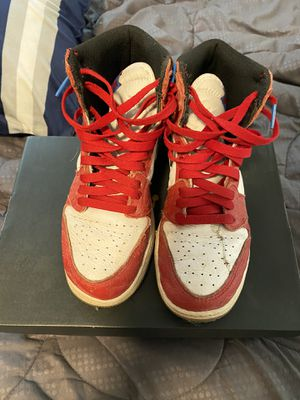 jordan 1 spider-man origin story for Sale in Walden, NY