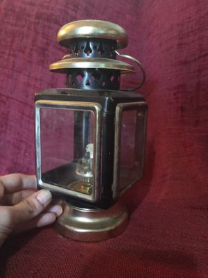 Oil burning lantern for Sale in Akron, OH