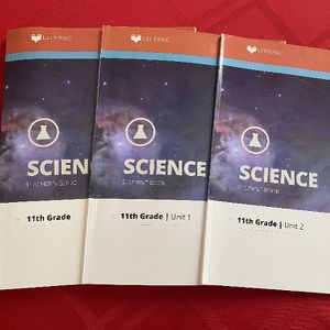 LIFEPAC Alpha Omega Publications: Science for Sale in Fort Lauderdale, FL