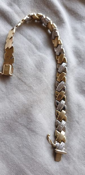 10kt gold bracelet for Sale in Falls Church, VA