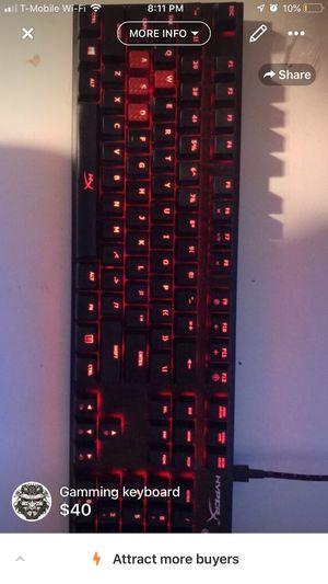 Gaming keyboard for Sale in Bradenton, FL