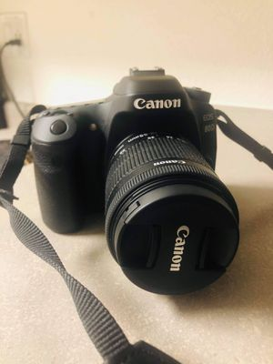 New Canon 80D Camera for Sale in Walnut Creek, CA