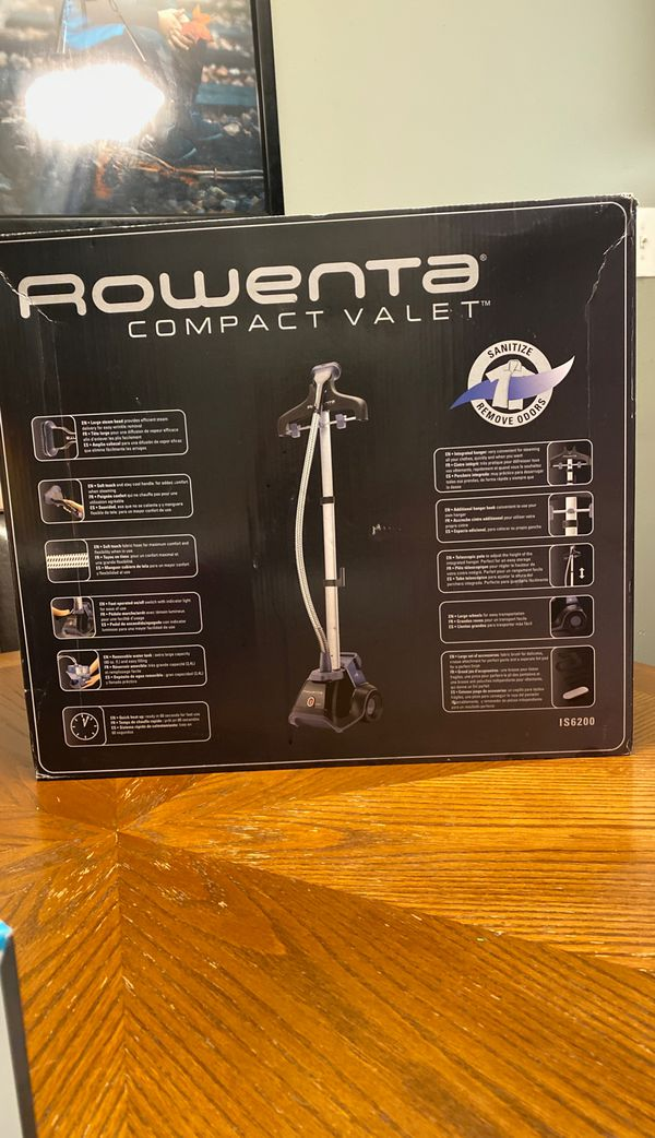 BRAND NEW! Rowenta Compact Vallet