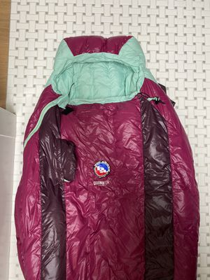 Big Agnes Roxy Ann 15 degree Sleeping Bag for Sale in Woodway, WA
