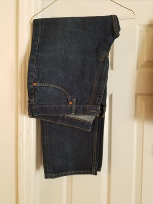 Blue Jean Levi Strauss Pants 505 for Sale in Kissimmee, FL