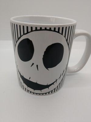 Disney Jack Skellington Coffee Mug 14 Oz The Nightmare Before Christmas for Sale in Tampa, FL