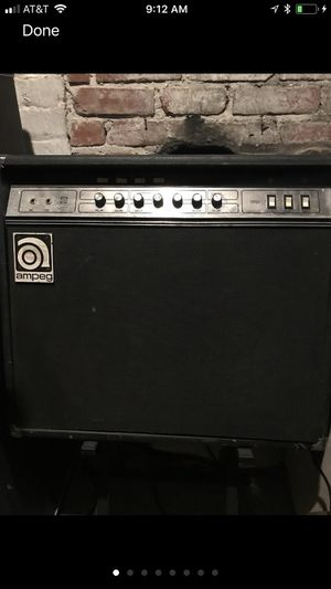 Ampeg vt22 for Sale in Norfolk, VA