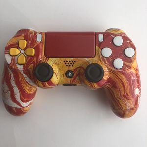 Brand New Custom Hydro-Dipped DualShock 4 Ps4 Controller for Sale in Quincy, IL